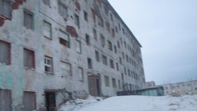 An Abandoned Military Town