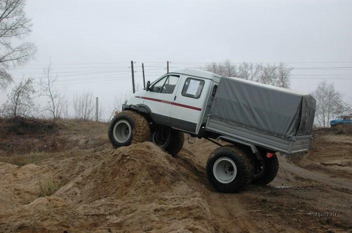 New Russian ambulance car 10