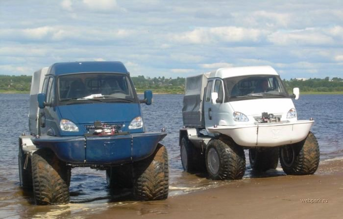 New Russian ambulance car 11