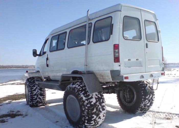 New Russian ambulance car 14
