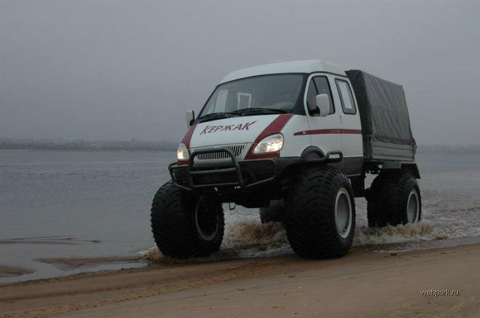 New Russian ambulance car 3