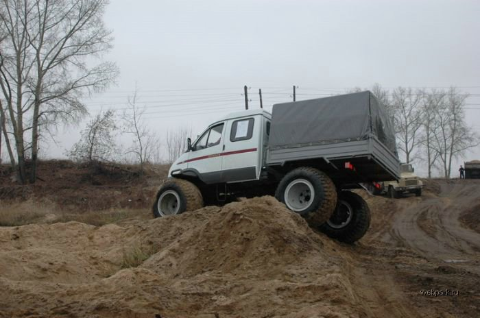 New Russian ambulance car 5