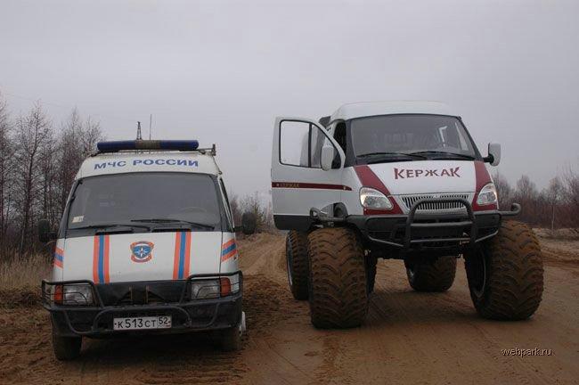 New Russian ambulance car 6