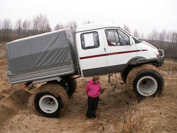 New Russian ambulance car 7