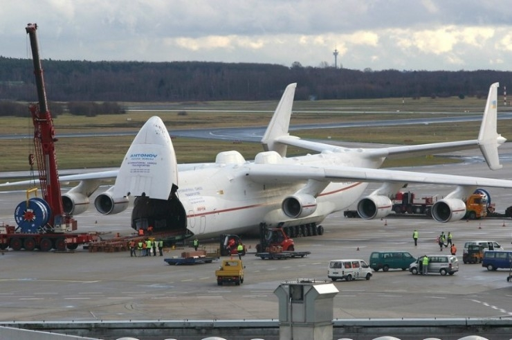 """AN-225 """"MRIA"""" - The Biggest Aircraft In The World"""