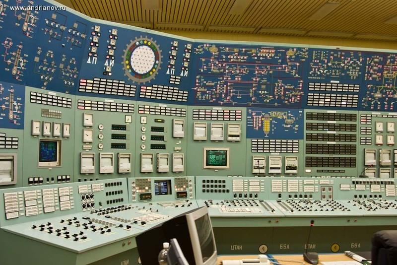 And Excursion To The Kola Atomic Power Plant