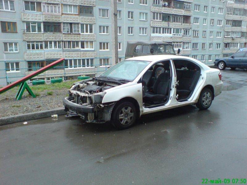 Russian car thieves 5