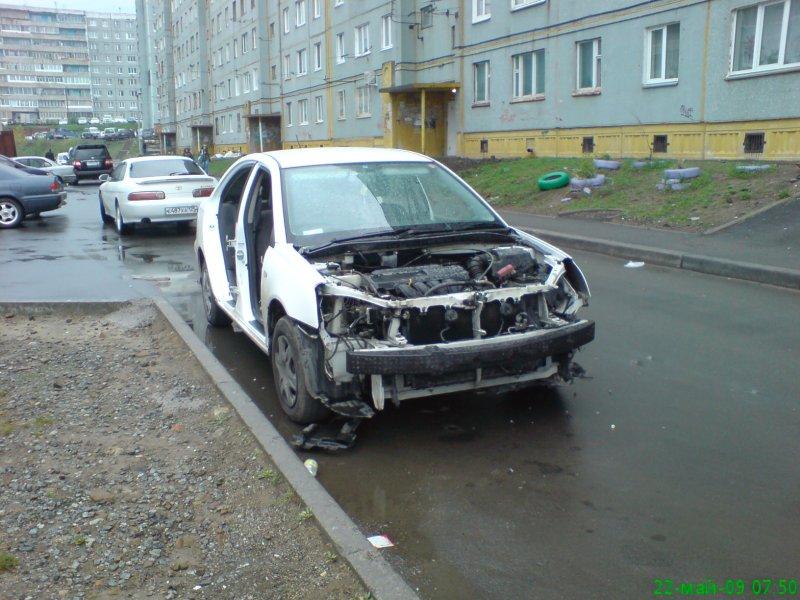 Russian car thieves 6