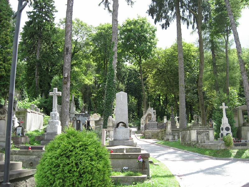 One Of The Oldest Cemeteries In Europe