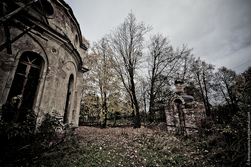 Abandoned, Still Beautiful Churches