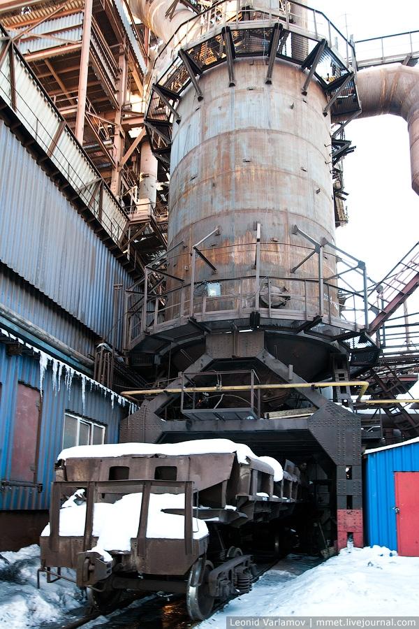 Chusov Metallurgical Works