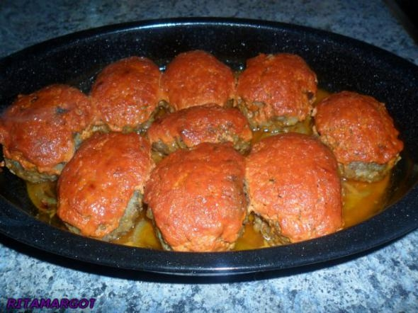 """Lazy"" Meat Rissoles Recipe"