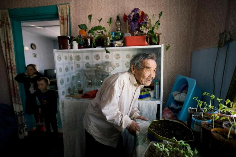Khanty-Mansi Autonomous Area Mode Of Life