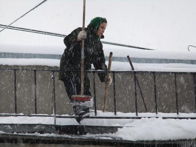 Severe Russian Women