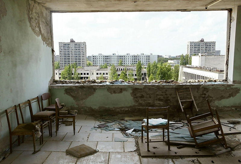 Recalling The Chernobyl Tragedy
