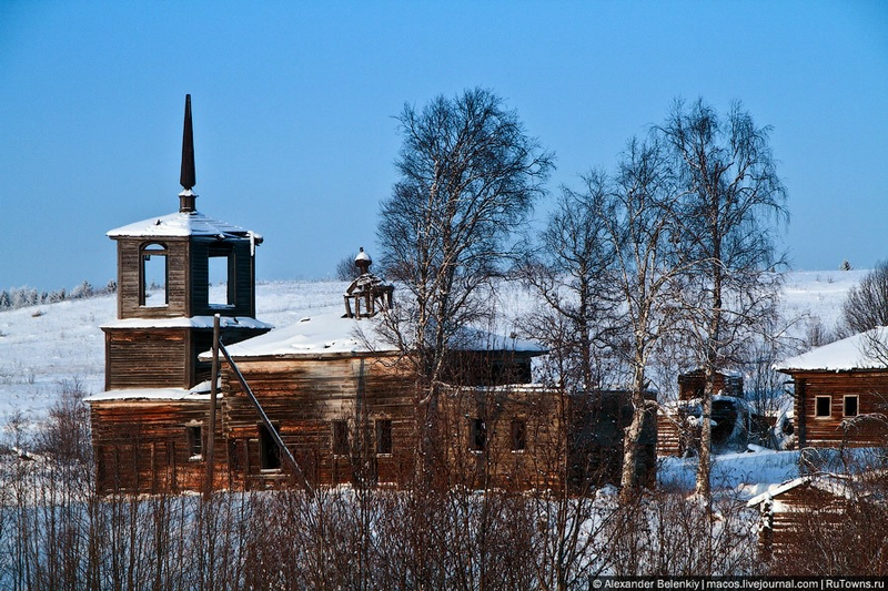 Abandoned In Russia