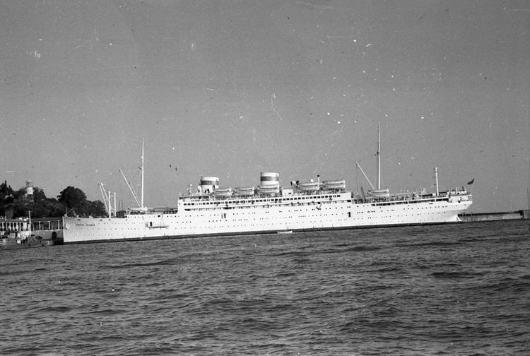 Black Sea Resorts of The 50s
