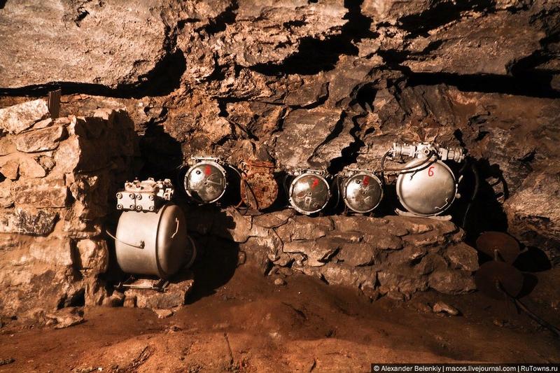 Underground World Is Calling