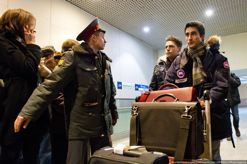 More Details On The Accident At Domodedovo Airport