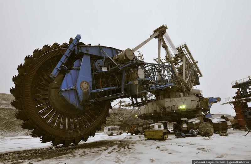 Hellish Monster of Kazakhstan