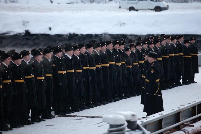 как служат на подводной лодке в армии