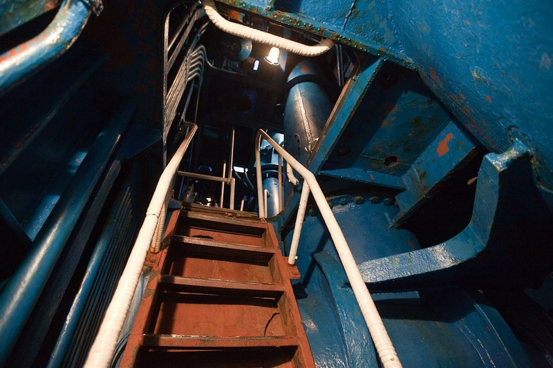 что такое рубка на подводной лодке