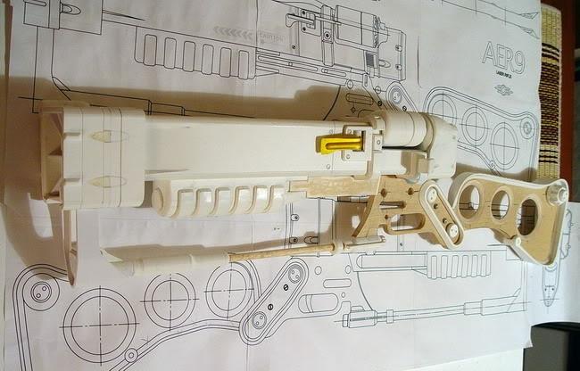 Hand-Made Gun - Full Instruction