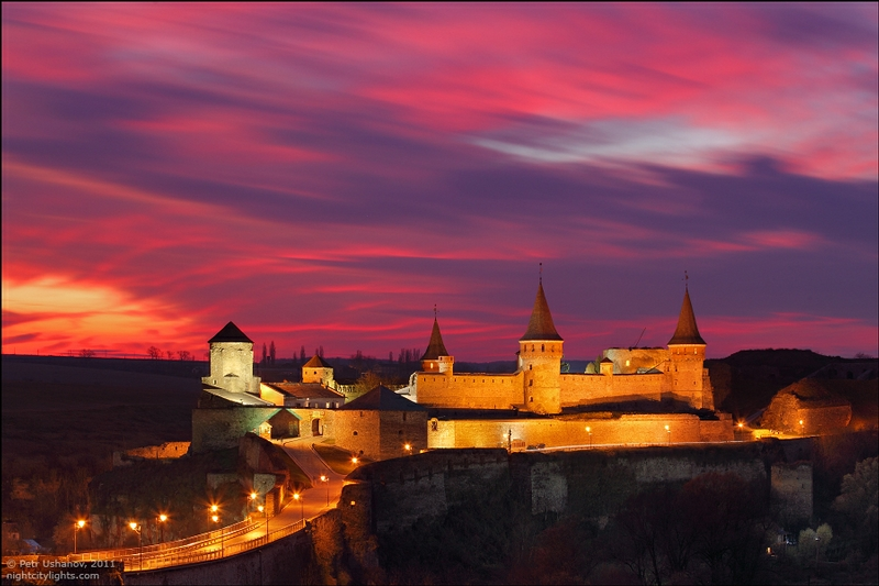 Awesome Castle At Sunset [20 pics]
