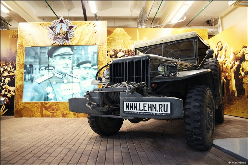 Engines Of The Second World War In A Moscow Museum