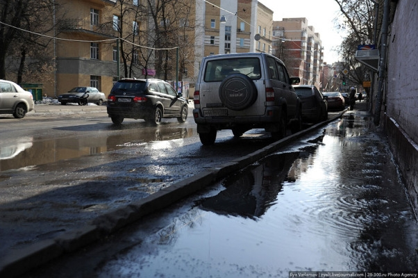 The Timeless Russian Problem: Bad Roads