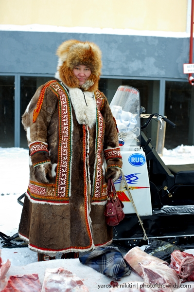 Coldest Markets in the World: Russian Polar Circle Markets