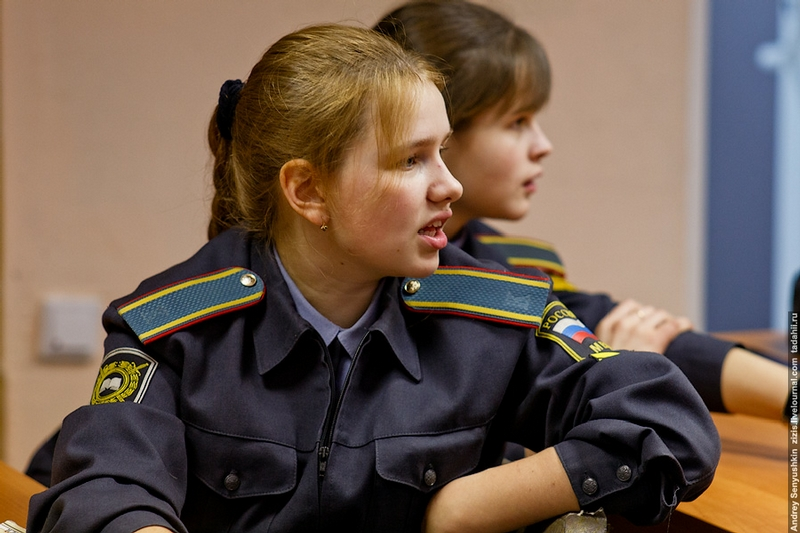 Two Sides Of The Russian Police