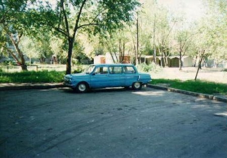 Russian Limousines That Do Exist