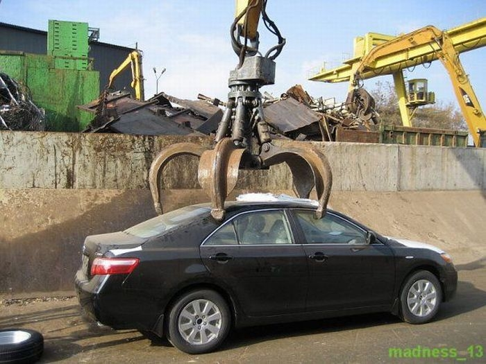 News From Russian Roads, Part 24