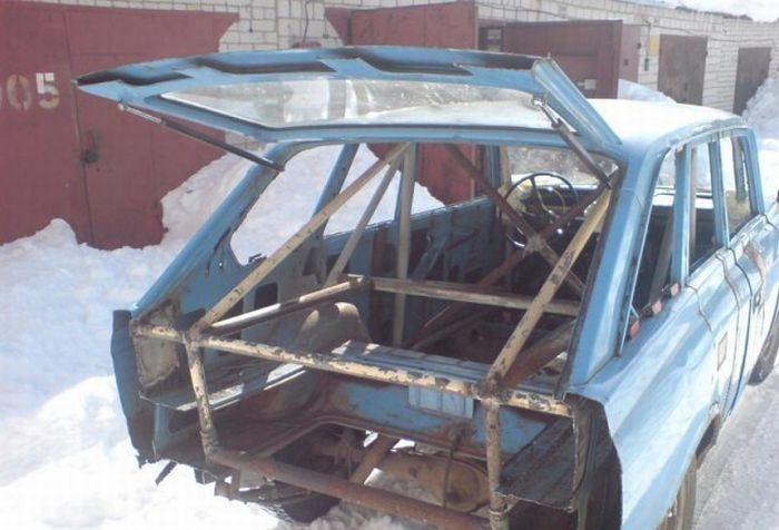 News From Russian Roads, Part 37