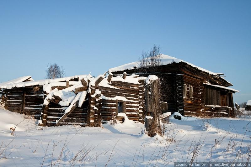 Perfect Russian Village