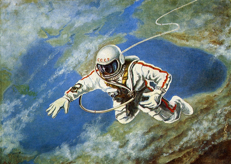 Soviet Outer Space Fantasies