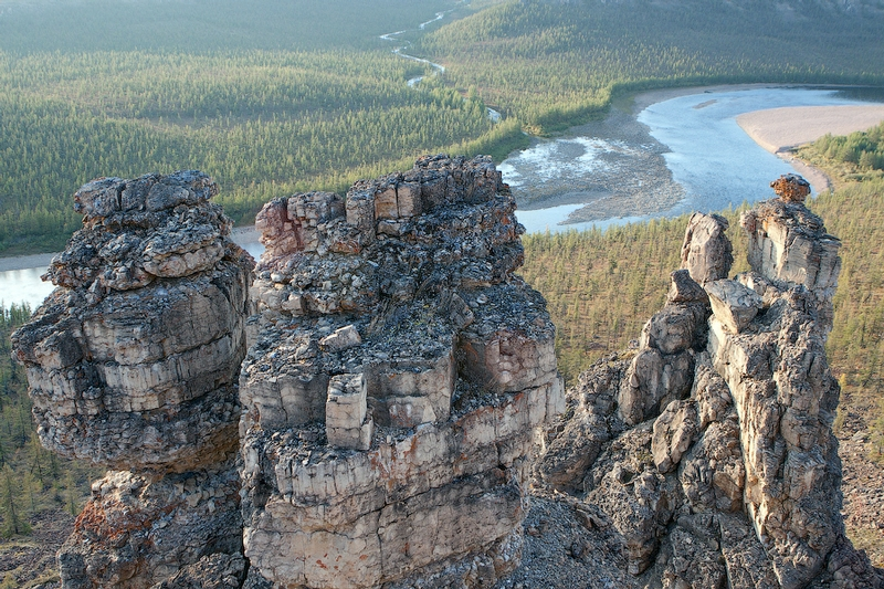 Stone Guards Of Taimyr Region [photos]
