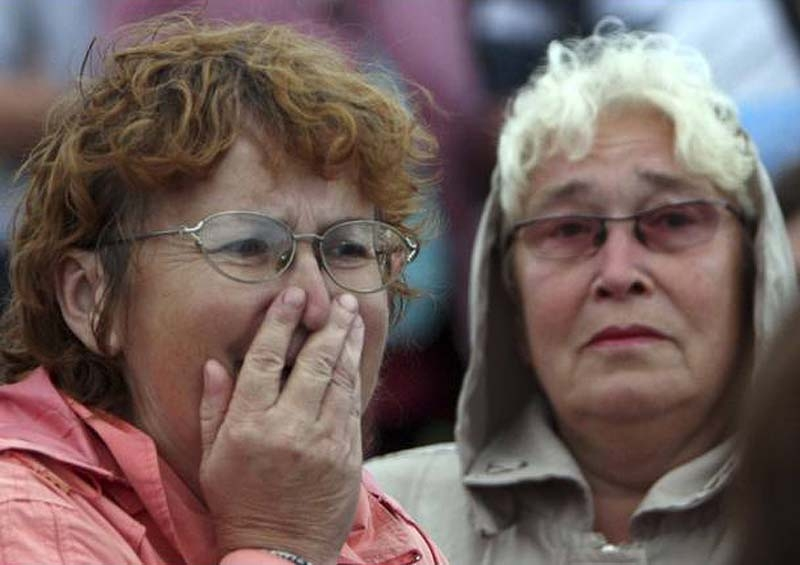 The Tragedy On The Volga River