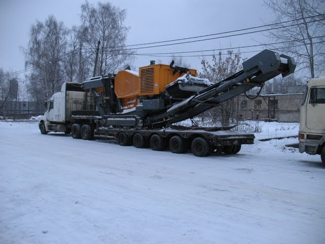 Wonders of Russian Logistics