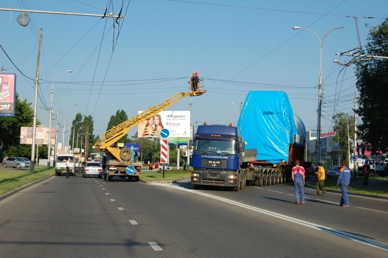 Wonders of Russian Logistics