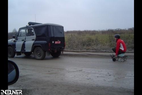 Wackiest Russian Vehicles