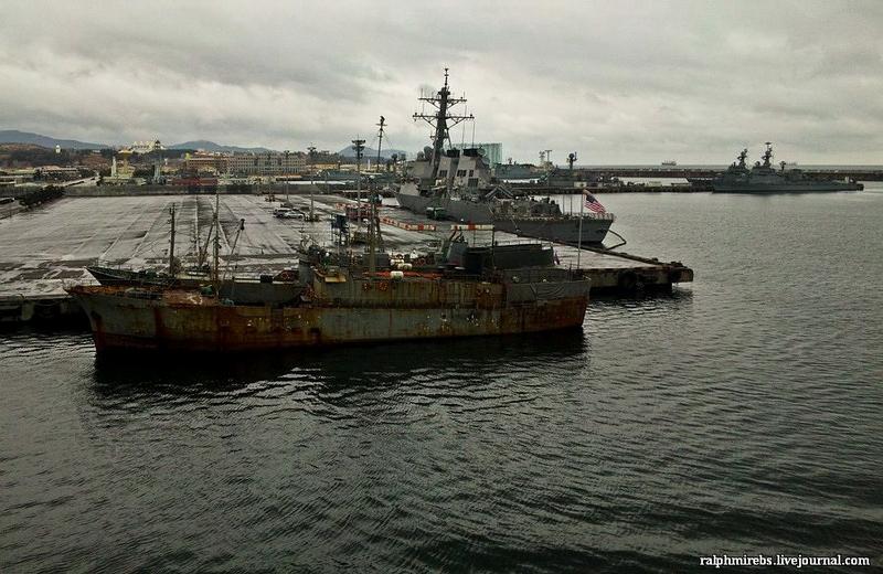 The Cruise To Vladivostok