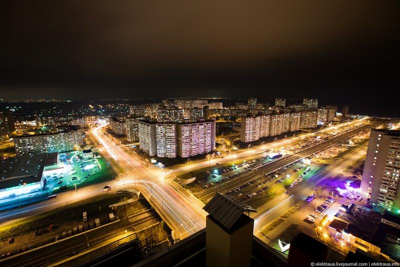 Charming City Of Kiev