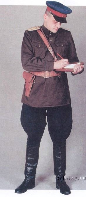 Uniforms In The Red Army