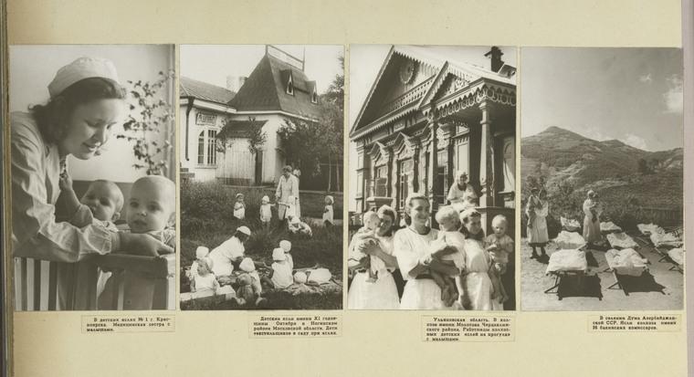 Bienestar de los niños Sovieticos ( época de Stalin ) Ussrchildren-11