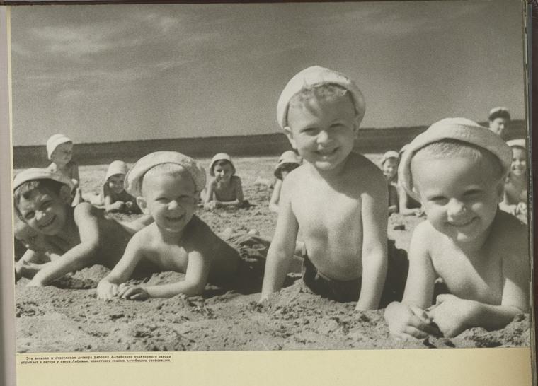 Bienestar de los niños Sovieticos ( época de Stalin ) Ussrchildren-49