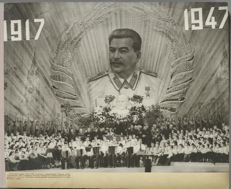 Bienestar de los niños Sovieticos ( época de Stalin ) Ussrchildren-8