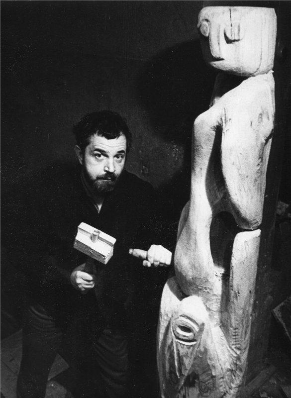 Vadim Sidur: Hard Creativity