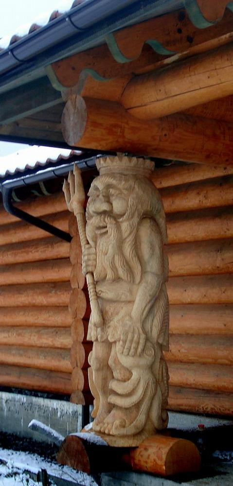 Three Russian Craftsmen